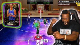 HALF COURT 3 POINT GREEN RELEASES! 99 OPAL TRIPLE THREAT DEBUT! NBA 2K20
