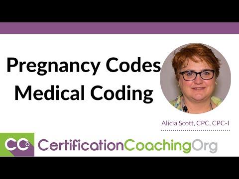Pregnancy Codes — Medical Coding Tips