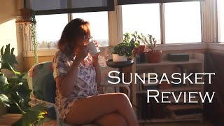 SUNBASKET REVIEW   Restaurant Quality Gourmet Meals at Home   Cook With Me