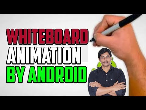 Whiteboard animation in android || Hindi Tech Tuts