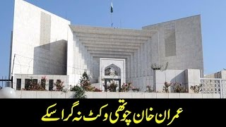 Khawaja Asif disqualification case: SC Shoots down PTI review petition