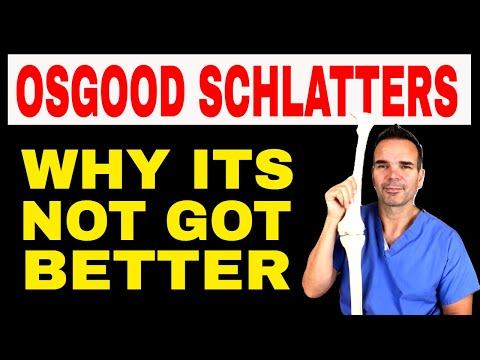 3 Reasons Why Your Osgood Schlatters Isn't Resolving