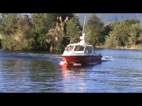 Aluminium Boat ALUMAS