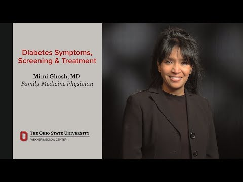 Diabetes symptoms, screening and treatment | Ohio State Medical Center