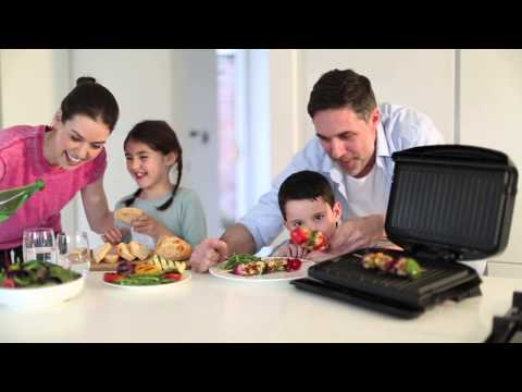 Introducing our NEW Family 5 Portion Removable Plates Grill...