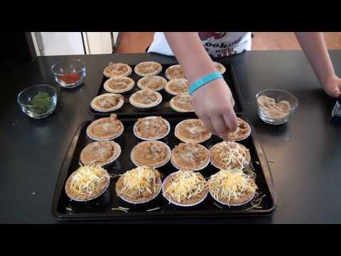 Cooking With Kade Makes Louisiana Cajun Crawfish Pies on The Cajun TV Network