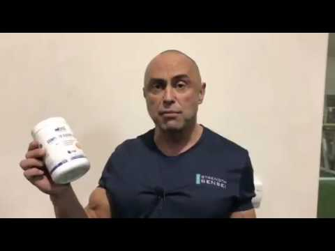 Charles Poliquin Best Pre & Post Workout  - Complete Essentials - BSL Nutrition