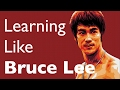 Learn like Bruce Lee - What we can Learn from Bruce Lee to get better at Learning Languages!