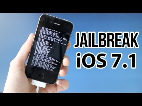 iOS 7.1 JAILBREAK : Tutoriel avec Geeksn0w