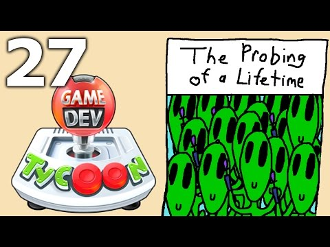 Game Dev Tycoon - Part 27 - FIRST AAA GAME