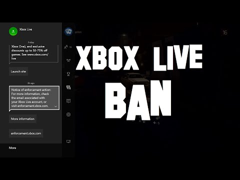 How To Get Un Communications Ban On Xbox One
