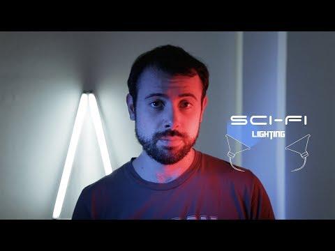 How To: Sci Fi Lighting