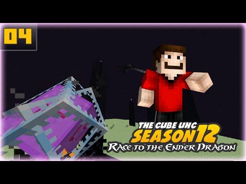 Minecraft: Cube UHC - S12E4 - Netherventuring!