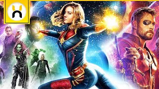 Captain Marvel WILL Lead the MCU After Avengers 4
