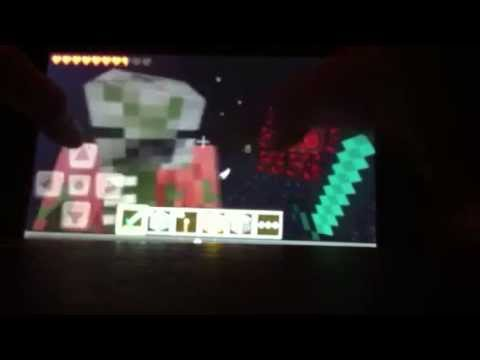 How to Minecraft: make a nether portal in PE