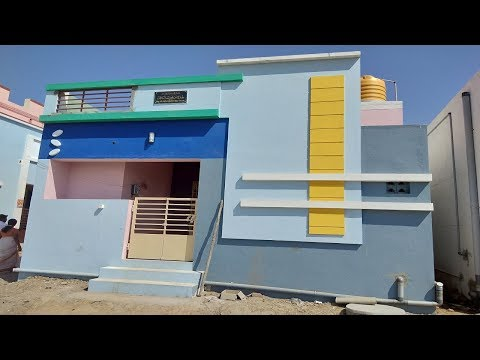 Individual 1 BHK House for Sale at Veppampattu,Price - 20 Lakhs | PH - 9042279132