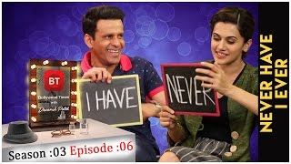Manoj Bajpayee & Taapsee Pannu talk Naam Shabana - Never Have I Ever - Season 3 Episode 06