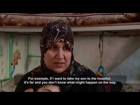 Living in Poverty in Jordan: Syrian refugees