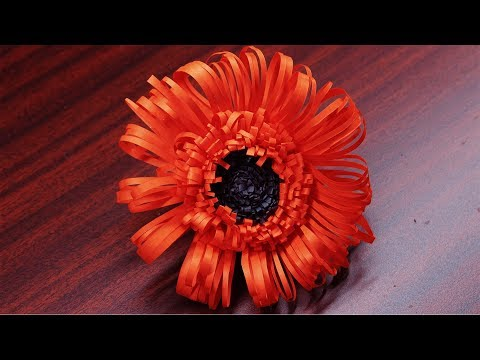 Paper Flower Center | Paper Flowers Making | DIY Paper Crafts