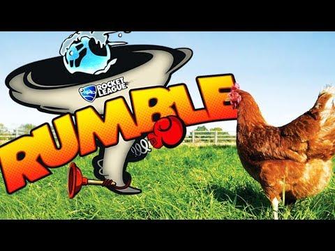 FARMHOUSE RUMBLE! | Rocket League