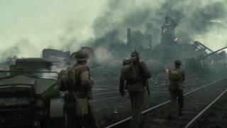 Scène du film Dunkirk de Christopher Nolan ( exclusivité )