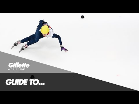 Guide to Short Track Speed Skating with Team GB | Gillette World Sport
