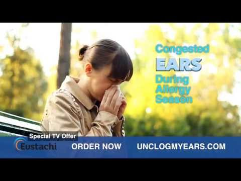 How To Get Rid Of Clogged Ears - Fix Clogged Ears Fast