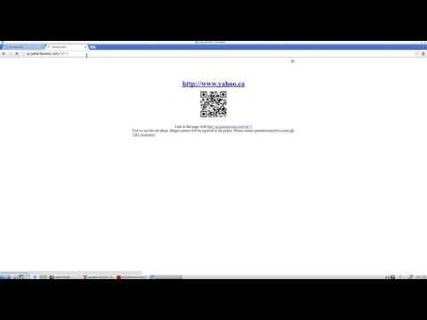 QR url code Link generator