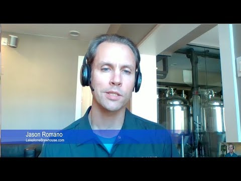 Lake Anne Brew House with Jason Romano - BeerSmith Podcast #158