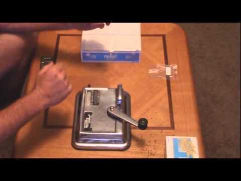 Top O Matic T2 Cigarette Machine Review