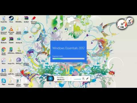 INSTALL WINDOWS LIVE ESSENTIALS VERSION 2012 ON WINDOWS 7