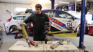 Racing Suspension Explained