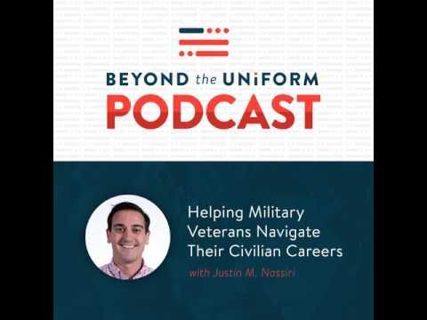 BTU #105 - Nathan Smith- Marines to COO at Hire Heroes USA