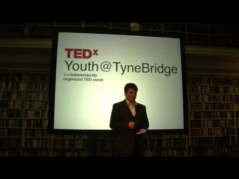 The Real World: Chris McGeorge at TEDxYouth@TyneBridge