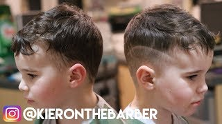 How To Cut Kids Hair Tutorial ( I Cut My 3 Year Old Son )