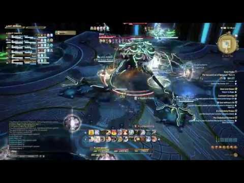 Final Fantasy XIV The Second Coil of Bahamut Turn 3 (T8) Unsynch