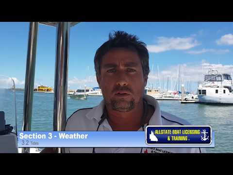 Qld Boat Licence course S3.2 - Allstate Boat Licensing & Training