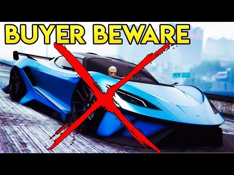 GTA Online BUYER BEWARE - The Overflod Tyrant & Vapid Dominator GTX Review (Do Not Waste Your Money)