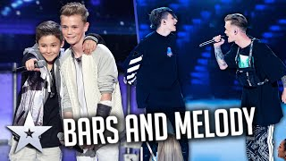 Bars and Melody: EVERY PERFORMANCE from Audition to Champions!   Britain's Got Talent