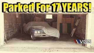 FORGOTTEN 1969 Chevelle Will it RUN AND DRIVE 500 MILES? - Vice Grip Garage EP82