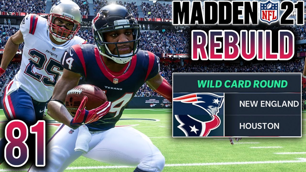 The Playoffs are Back and We Still Need Our First Win - Madden 21 Franchise Rebuild | Ep.81