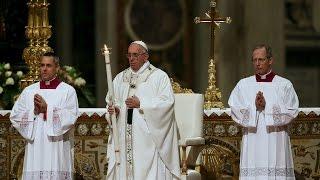 Công bố Tin Mừng Phục Sinh tại Giêrusalem và Vatican 15/04/2017