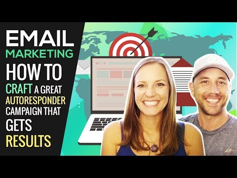 Email Marketing - How To Craft A Great Autoresponder Campaign That Gets Results