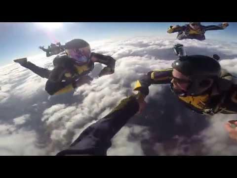 Naval Academy Parachute Team
