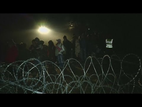 Migration crisis: Hungary closes border with Croatia