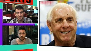 Ric Flair Out of Surgery, Family By His Side | TMZ Sports