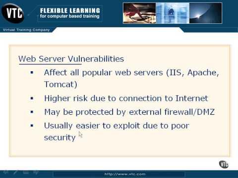 03 Web Server Vulnerabilities