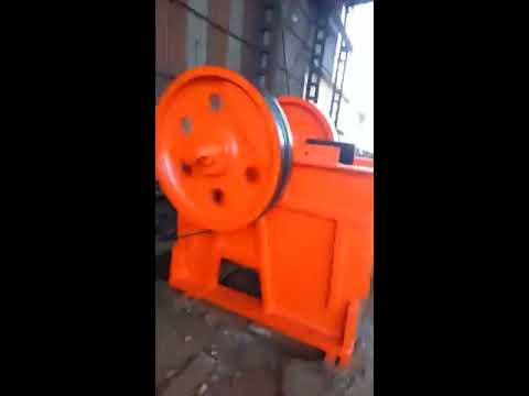 Toggle Springs Crusher Machine Manufacturer