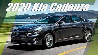 New 2020 Kia Cadenza (K7) Unveiled