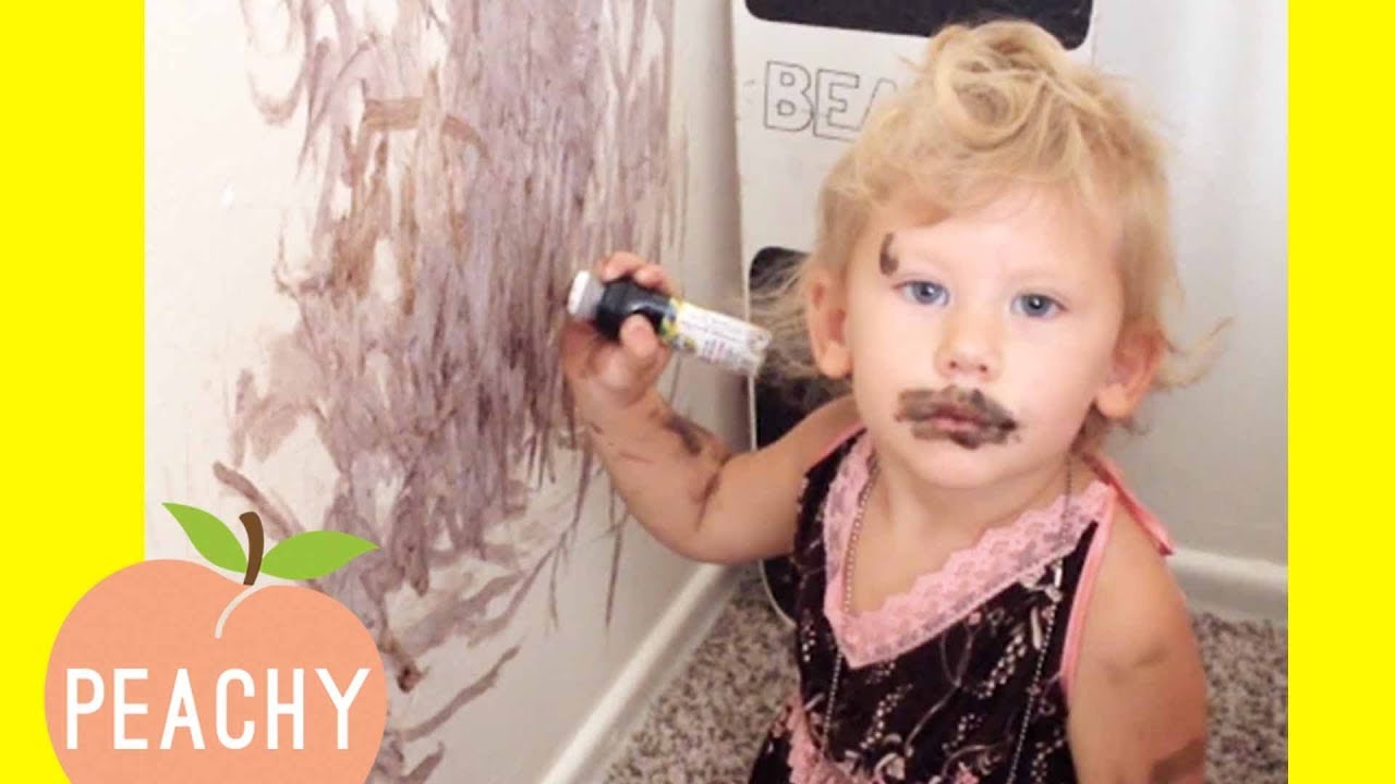 """""""I Didn't Do It, Mom!"""" 
